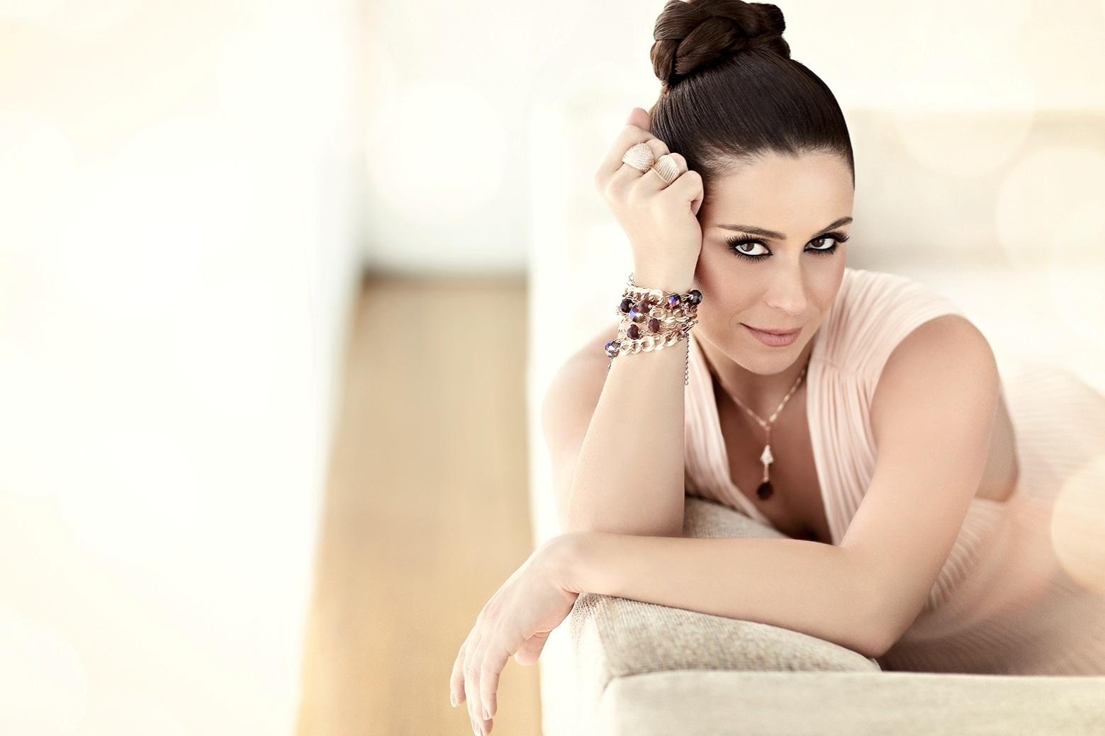 Giovanna Antonelli em campanha da Rommanel