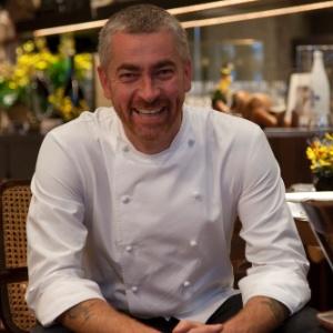 Alex Atala, o dono do quarto melhor restaurante do mundo