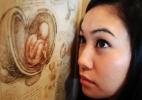 Exposição de desenhos de Da Vinci mostra paixão do artista pelo corpo humano - Reuters
