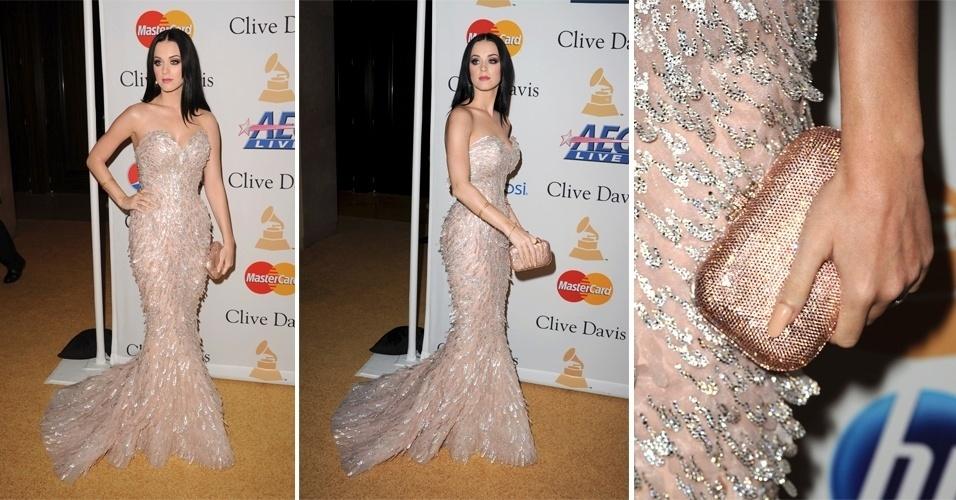 Katy Perry look pré-Grammy