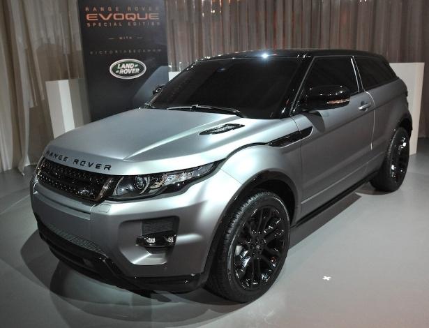 Range Rover Evoque ganha edição personalizada por Victoria Beckham em Pequim 34236a642c