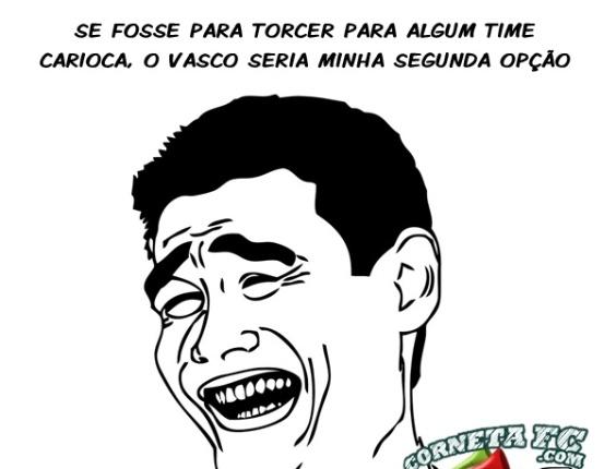 Corneta FC: Se fosse para torcer para algum carioca, Vasco seria 2ª opção