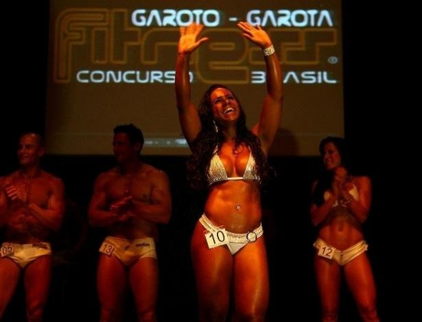 Garoto e Garota Fitness Santos - 35