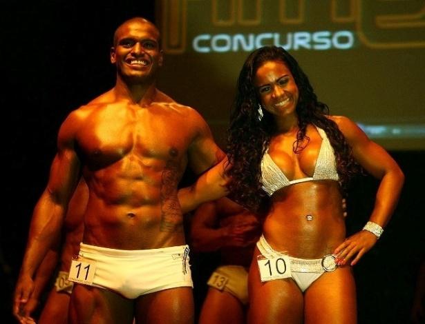 Garoto e Garota Fitness Santos - 36