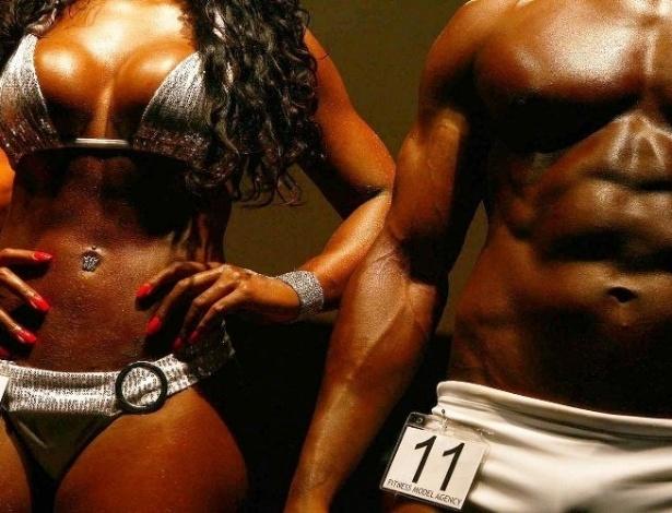 Garoto e Garota Fitness Santos - 38