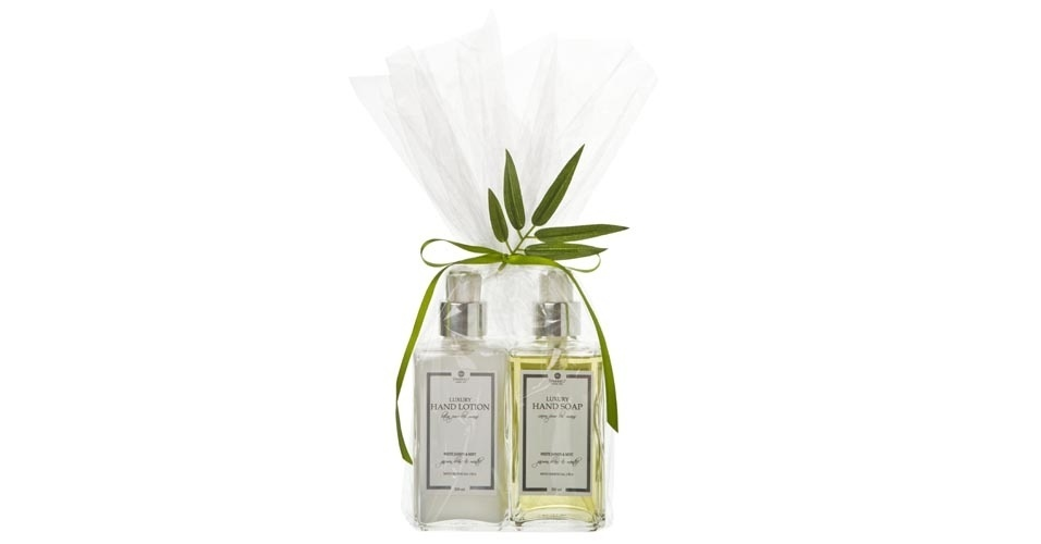 Kit Luxury  - White Jasmin & Mint