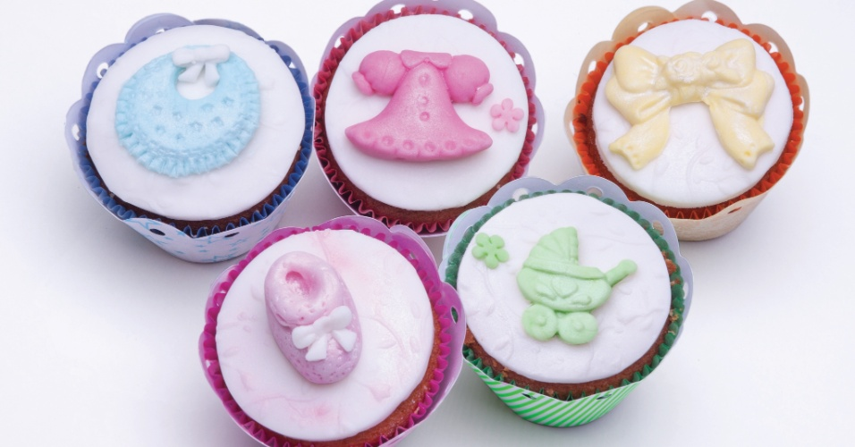 cupcakes Bem Nascidos da Cupcake & Co
