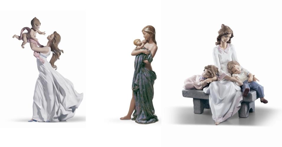 Estátua Linha Maternidade da Began Antiguidades