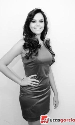 Janaina Sladecck, 20, de Araputanga, candidata do Miss Mundo Mato Grosso 2013