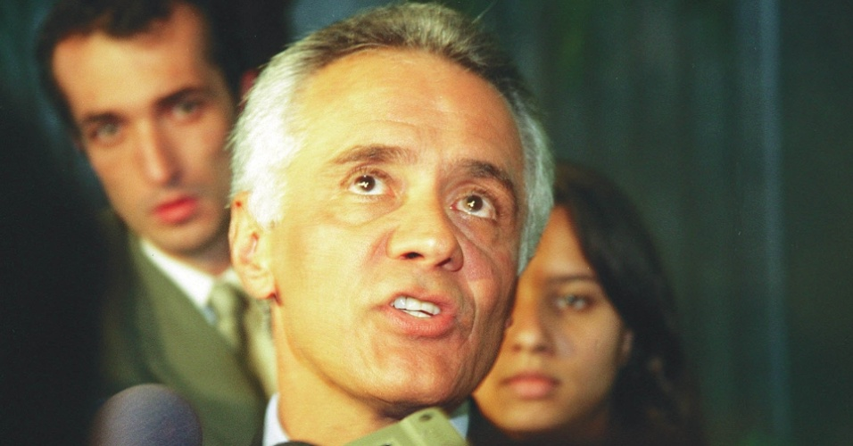 Ramon Hollerbach, ex-s&#243;cio de Marcos Val&#233;rio e um dos acusados de envolvimento no mensal&#227;o
