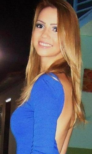 Thassia Camargo, 19, de Cáceres, candidata do Miss Mundo Mato Grosso 2013