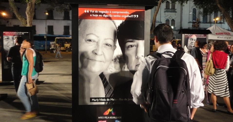A partir do dia 9 segue em exposição no Leblon, na Praça Antero de Quental. A partir do dia 16, as fotos ficam expostas na Praça Saens Pena, na Tijuca e, por fim, a partir do dia 23, no Centro Cultural AfroReggae, em Vigário Geral