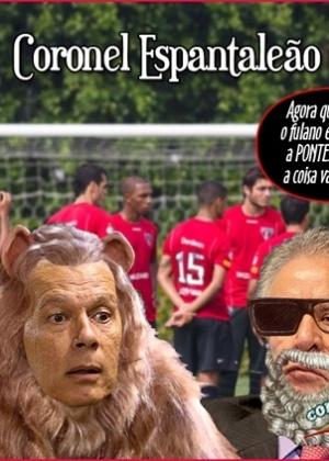 Corneta FC: Coronel Espantaleão