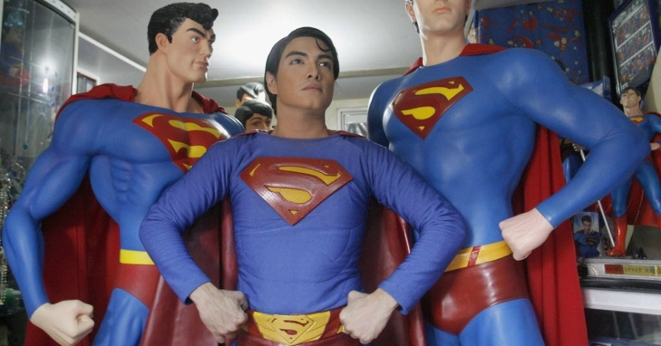 Herbert Chavez, o Superman filipino