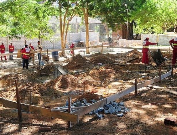 29.mai.2011 - Zoológico de Goiânia passou por reforma por quase três anos antes de reabrir