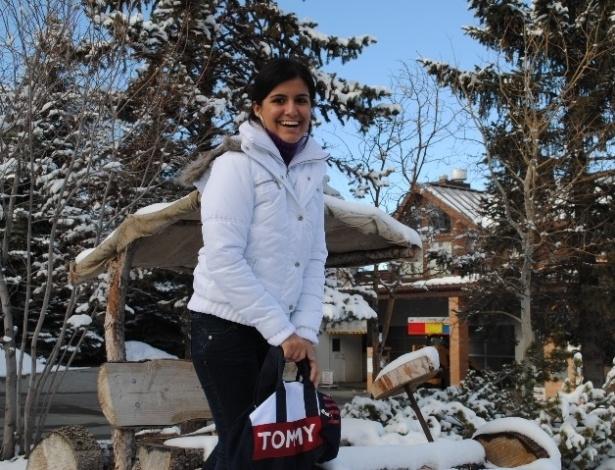 Aline Amaral, 20, é estudante de jornalismo e arquivologia, e mora no Cachoeiro do Itapemirim (ES)