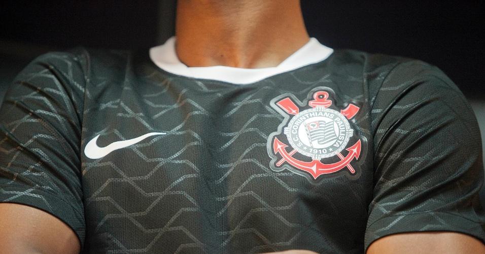 Apresentação do novo uniforme do Corinthians