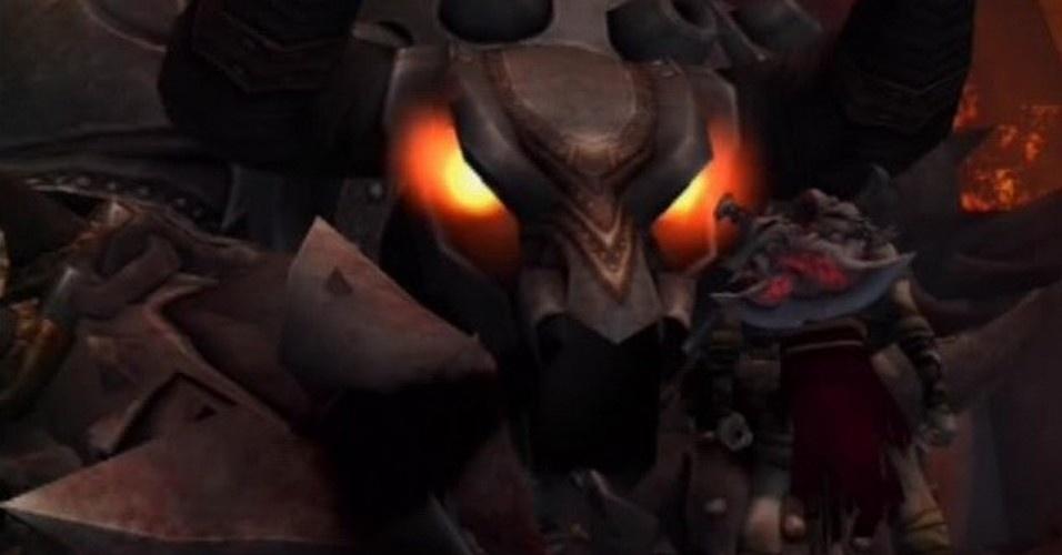 No entanto, no caminho para chegar à caixa de Pandora, o espartano terá de enfrentar vários inimigos, entre eles um minotauro gigante