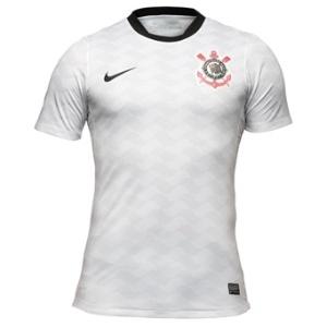 Nova camisa do Corinthians