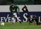 Ex-Guarani responde torcida da Ponte Preta com gol e galinha na comemoração - Léo Pinheiro/Folhapres