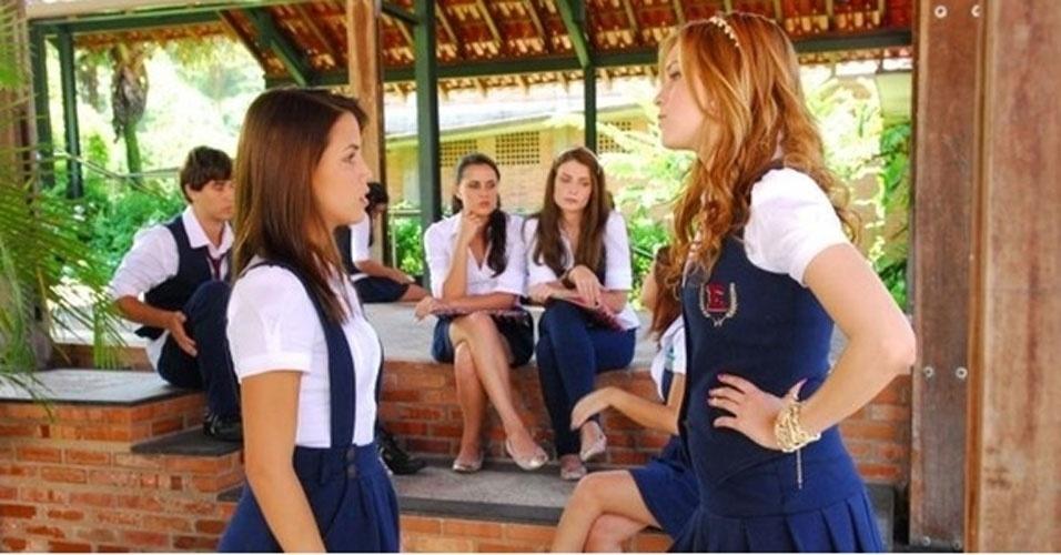 Escola da novela Rebeldes