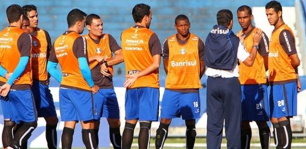 Luxemburgo comanda treinamento do Grêmio segunda-feira