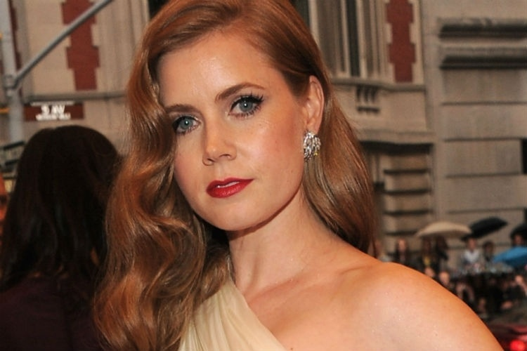 Met Ball 2012 - Amy Adams
