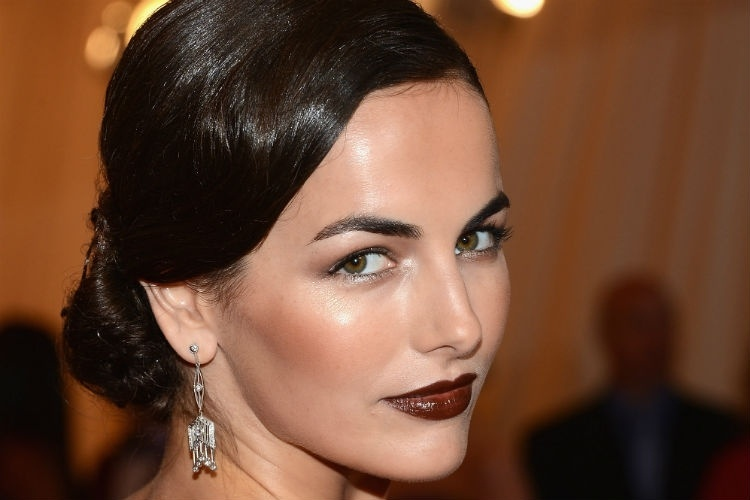 Met Ball 2012 - Camilla Belle