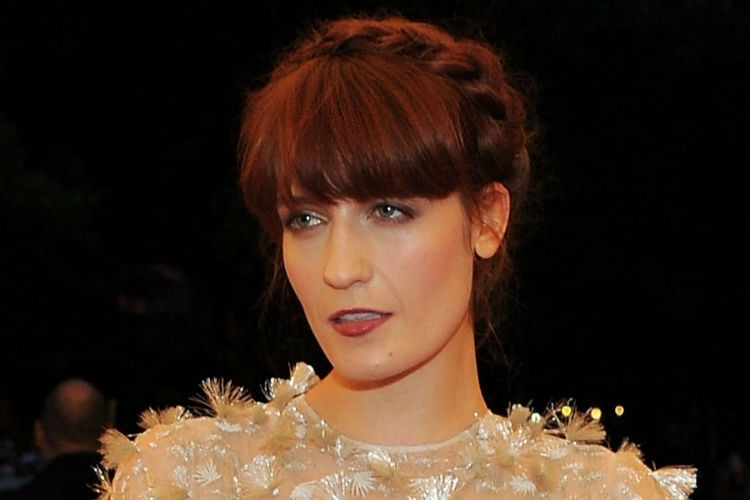 Met Ball 2012 - Florence Welch