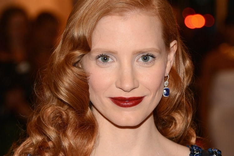 Met Ball 2012 - Jessica Chastain