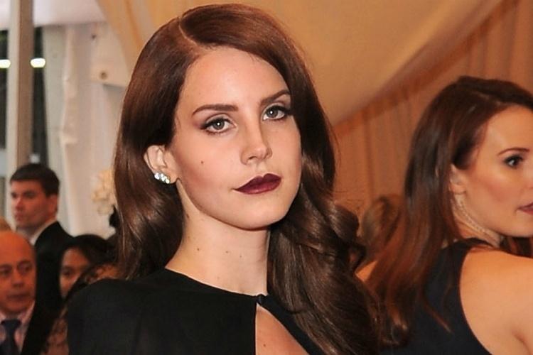 Met Ball 2012 - Lana del Rey