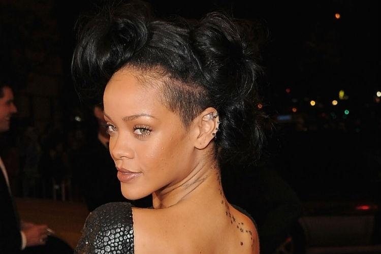 Met Ball 2012 - Rihanna
