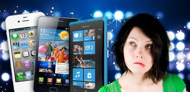 Febre dos smartphones: com tantos aparelhos à venda, decisão do consumidor tem de se basear no principal uso que fará do aparelho e no preço (salgado) cobrado por ele