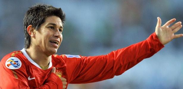 Conca espera definir saída do futebol chinês ainda nesta janela de transferências