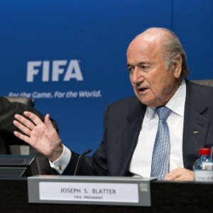 Presidente da FIFA acredita que o Brasil fará uma Copa excelente