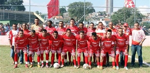 Equipe do Comercial também posou no CDC São José