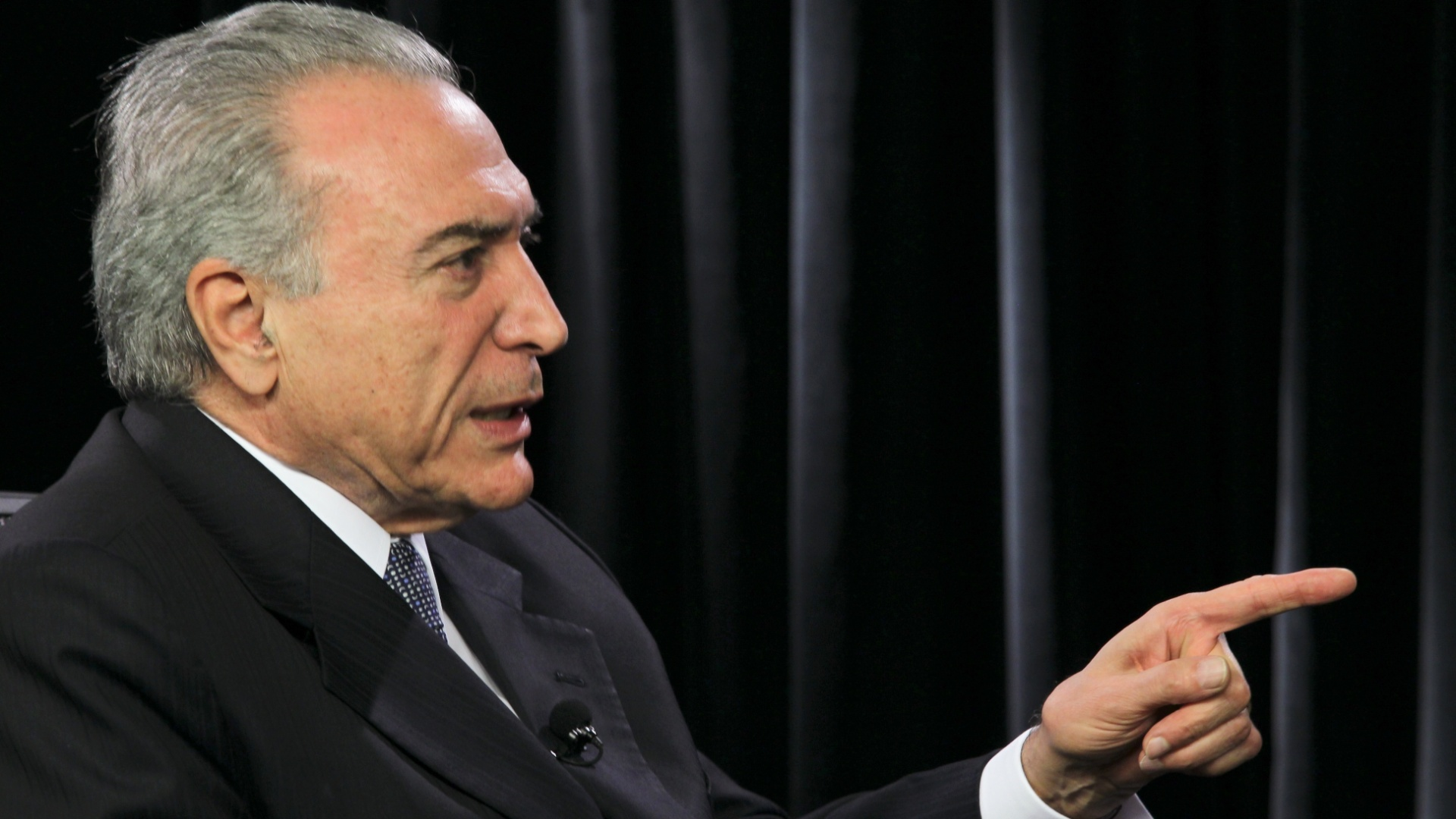Michel Temer no Poder e Poltica