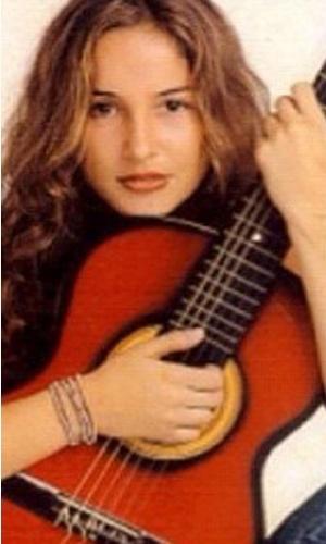 Claudia Leitte aos 16 anos (9/5/12)