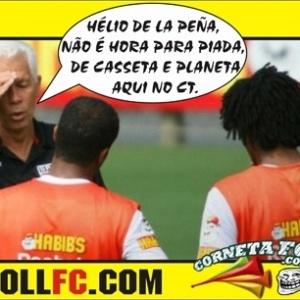 Corneta FC: Visita ilustre no CT do São Paulo irrita Leão