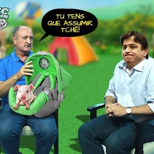 Corneta FC: Toma que o filho é teu