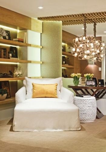 Dormitório projetado pela arquiteta Cida Portes - Mostra Artefacto 2012