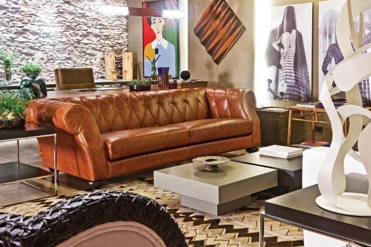 Home office assinado pelos arquitetos Paulo Marcelo e Eurico Guedes - Mostra Artefacto 2012