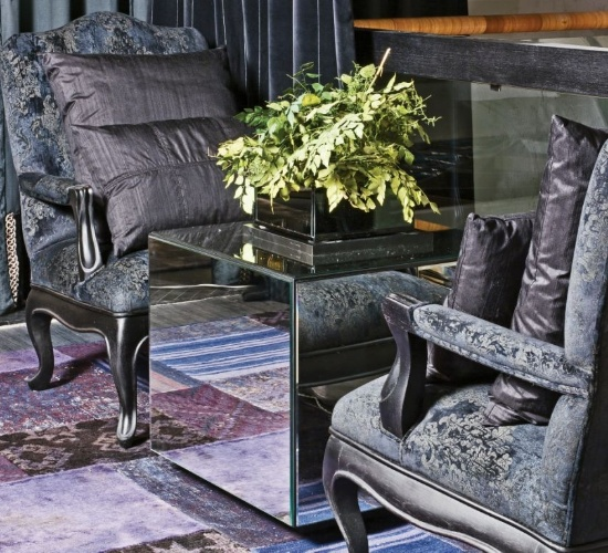 Lounge assinado pela arquiteta Karina Afonso - Mostra Artefacto 2012
