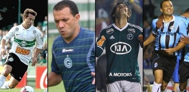 Coritiba, Goiás, Palmeiras e Grêmio decidirão em casa na Copa do Brasil