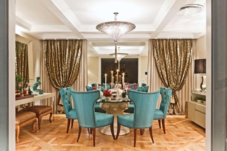Sala de jantar Tourjours Chic do escritório Kasarq - Mostra Artefacto 2012