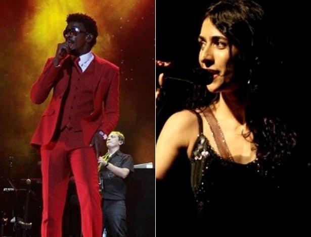 Seu Jorge e Marisa Monte podem tocar nos Jogos Olímpicos de Londres