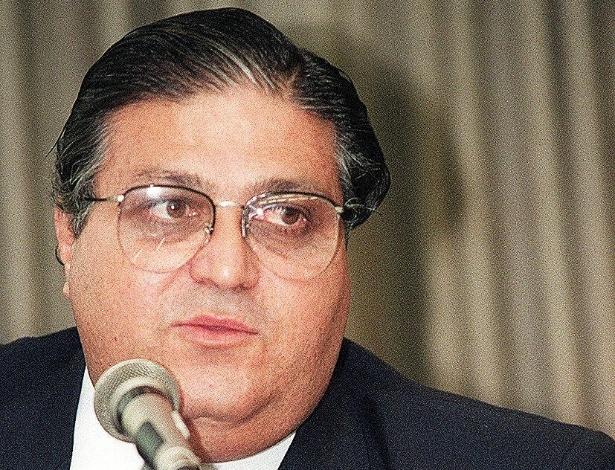 11.mai.2012- O jurista José Paulo Cavalcanti Filho é integrante da Comissão da Verdade