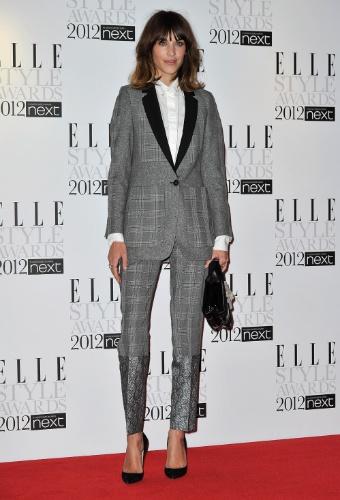 Alexa Chung Elle Style Awards (13/02/2012)