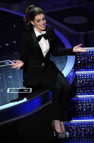 Anne Hathaway Oscar (27/02/2011)