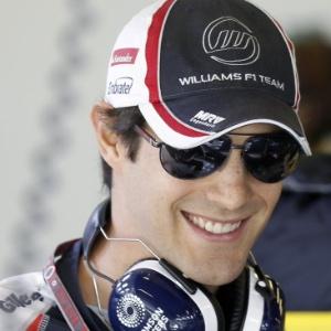 O piloto brasileiro fez sua estreia na Fórmula 1 em 2010, pela Hispania Racing